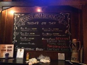 Penn Brewing